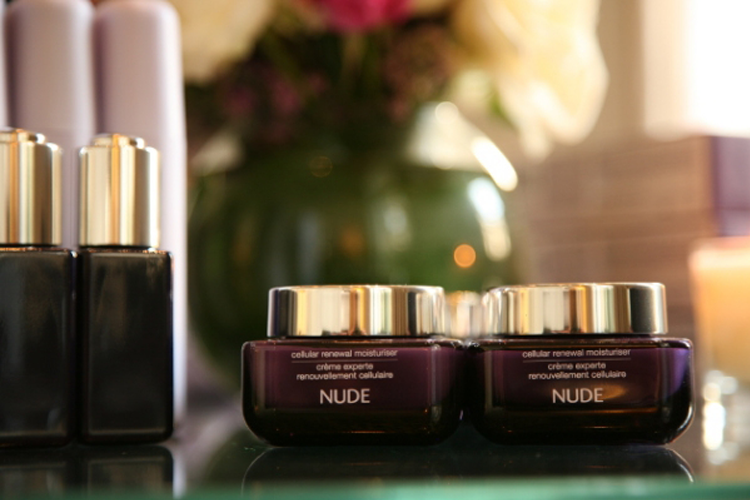 Spring showcase event with Florrie White | NUDE Skincare