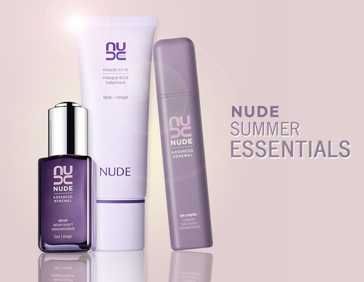 Our Summer Essentials  | NUDE Skincare