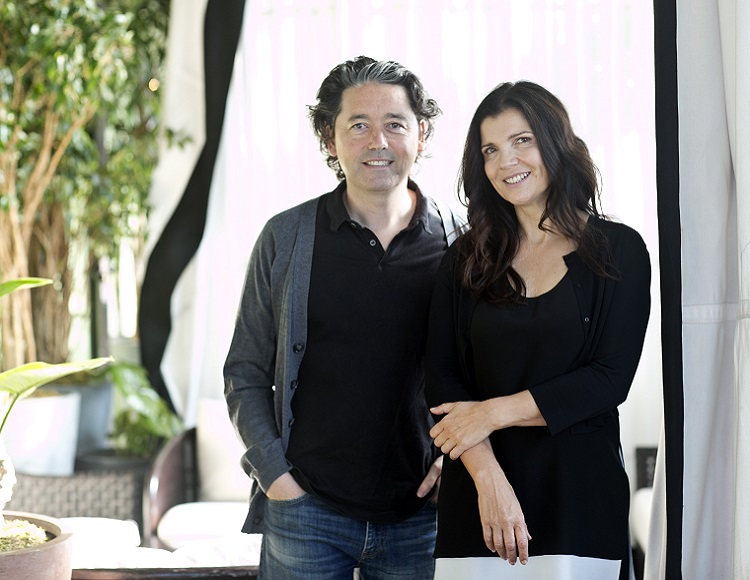 Q&A with NUDE Co-Founders Ali Hewson & Bryan Meehan | NUDE Skincare