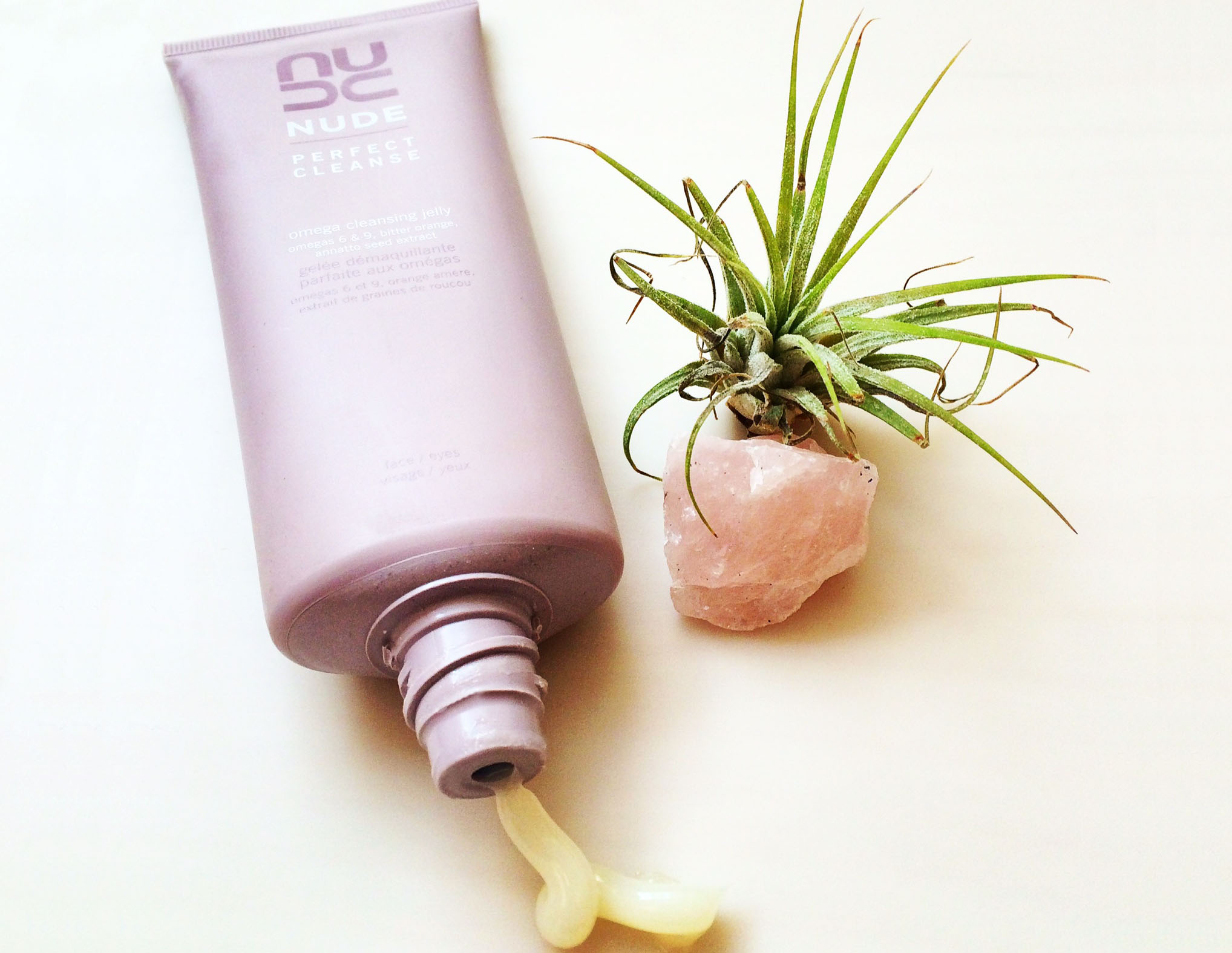 Why We Love Omega Cleansing Jelly   NUDE Skincare