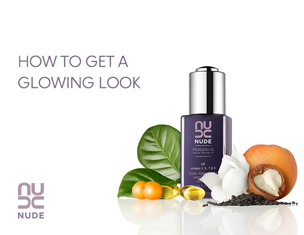 How To Give Skin a Glowing Look (Not A Greasy One) | NUDE Skincare