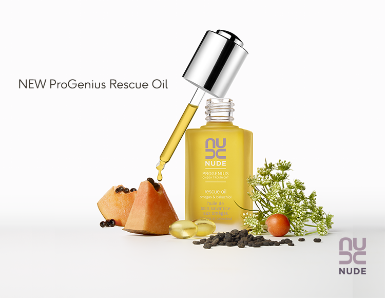 Rescue Oil: Your Skin's New Hero | NUDE Skincare