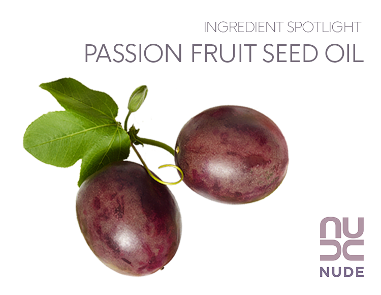 Ingredient Spotlight: Passion Fruit Seed Oil | NUDE Skincare