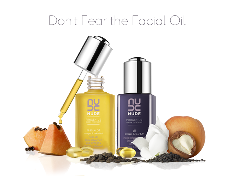 Don't Fear the Facial Oil | NUDE Skincare