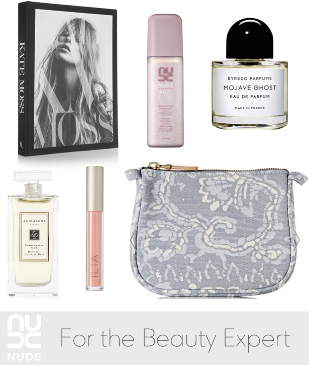 Gift Guide: The Beauty Expert | NUDE Skincare
