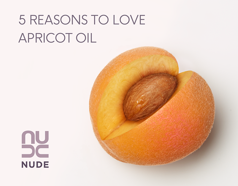 5 Reasons to Love Apricot Oil | NUDE Skincare