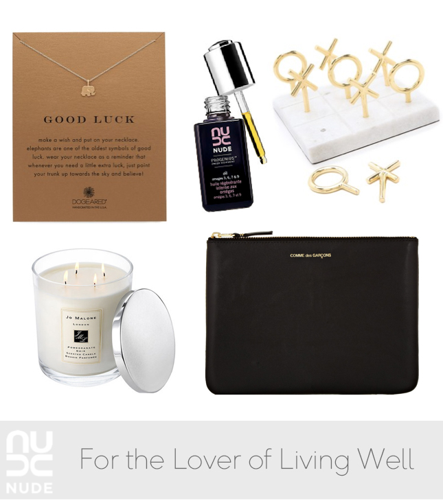 Gift Guide: The Lover of Living Well | NUDE Skincare