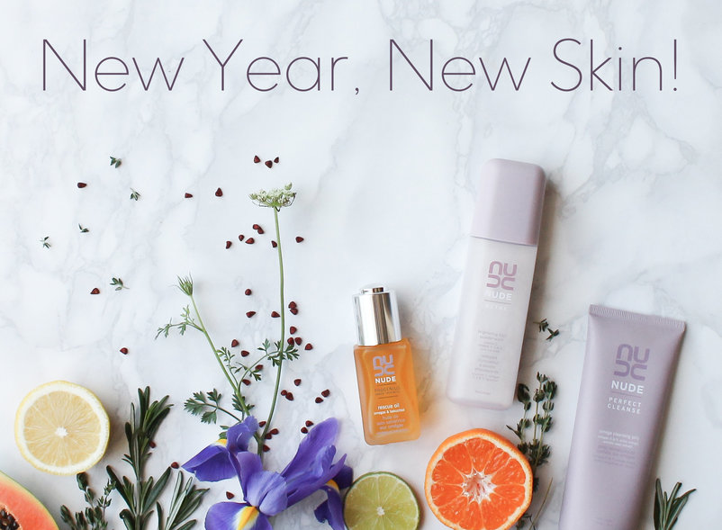 New Year, New Skin | NUDE Skincare